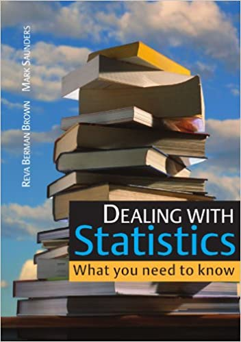Dealing with statistics what you need to know reva berman brown dealing with statistics what you need to know reva berman brown mark saunders 9780335227242 amazon books fandeluxe Choice Image