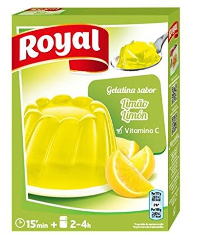 Royal Gelatina Limón - 170 gr