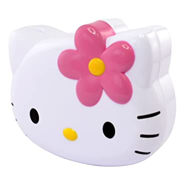 f705409fe HELLO KITTY - Shaped Sandwich Container - School Lunch Box: Amazon.co.uk:  Toys & Games