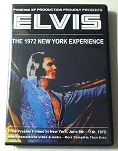 Amazon.com: Elvis Presley - The 1972 New York Experience ...
