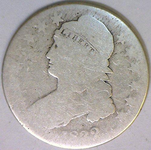 (1832 P Bust Half Dollar Lowball)