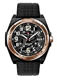 Swiss Military by R Men's 50505 37NR N Commando Analog Display Swiss Quartz Black Watch