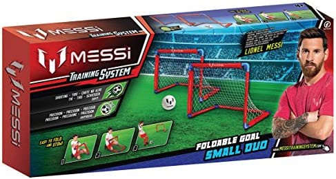 31f232838 Messi Training Foldable Goal x 2 Small: Flair Leisure Products ...