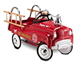 InStep Kids Toy Pedal Car, Fire Truck