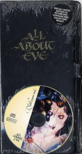 All About Eve - Scarlet And Other Stories - 4 X Cd Single + Sealed Wallet - Zortam Music
