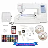 Janome Memory Craft 400E Embroidery Machine Exclusive Bonus Bundle Deal (Small Image)