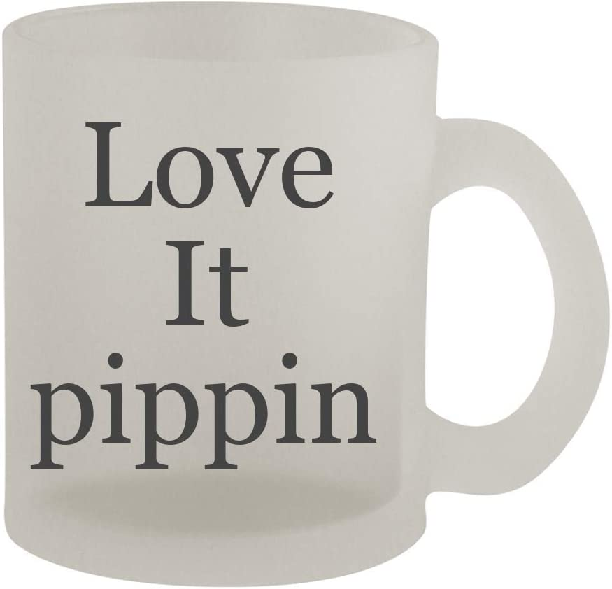 No Sweat pippin - 10oz Frosted Coffee Mug Cup, Frosted