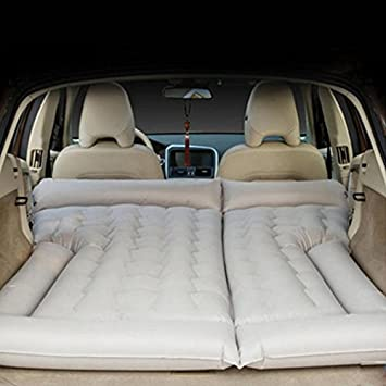 matelas gonflable coffre voiture