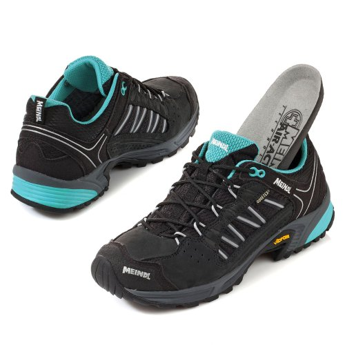 1 1 Lady Petrol Schwarz GTX 38 Schuhe 3 SX 2 Meindl qtEwIBn