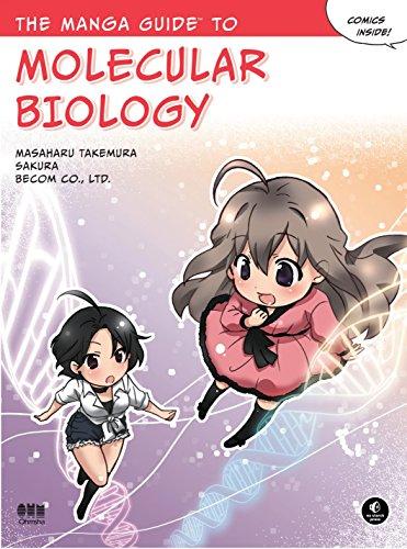The Manga Guide to Molecular Biology