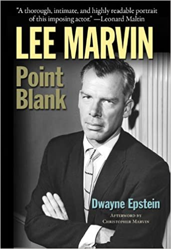 lee marvin biography book