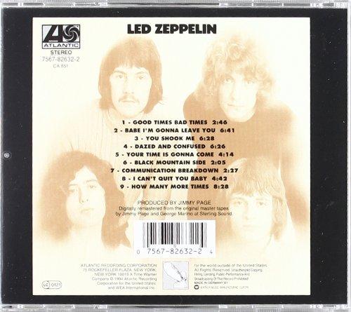 Resultado de imagen de led zeppelin i album covers back