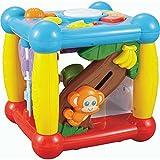abc 123 cubo cube cubos centro de actividades montesorri 1 2 3 4 5 6 7 8 9 año años mes meses educativos sensorial sonidos edad bebe bebes niño niña niños niñas infantil juguete juguetes regalo regalos presente presentes musical musica educac...