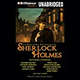 Bargain Audio Book - The Improbable Adventures of Sherlock Hol