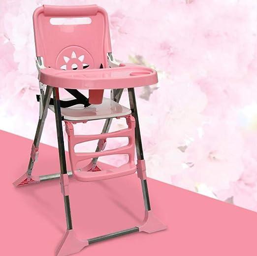 Axiba Archivo ajustable de mesa trona portátil plegable baby mesa ...