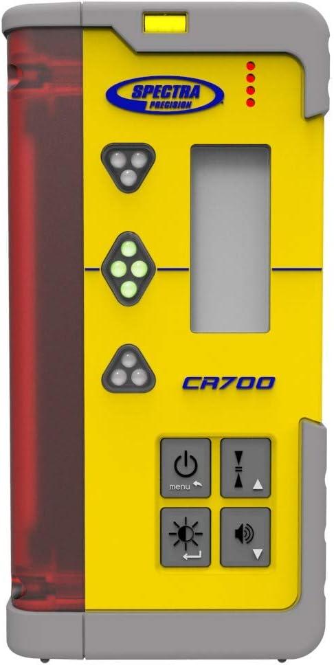 Spectra Precision CR700 Combination Laser Receiver