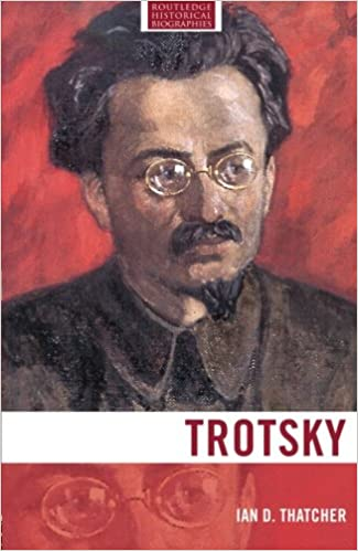 Trotsky (Routledge Historical Biographies)