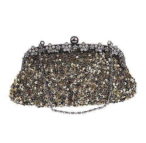 cheongsam bordada de XJTNLB exquisita bolsa mano bolsa a bolsa la Heritage Classic retro novia de F D cena bolsa q00PaSAg