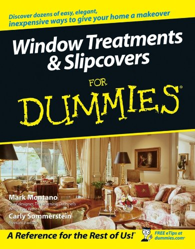 Window Treatments and Slipcovers For ()
