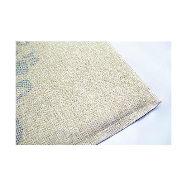 Quadrato blu mare stampato cuscino Chezmax Linen throw Pillow case Sham Slipover Pillowslip federa per la casa divano… 5 spesavip