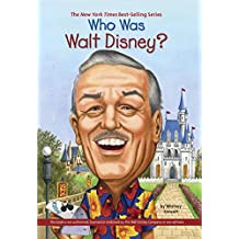 Who Was Walt Disney? (Who Was?)