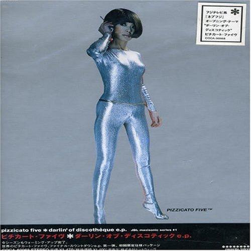Resultado de imagen para Pizzicato five Darlin' of Discothèque EP (1999)