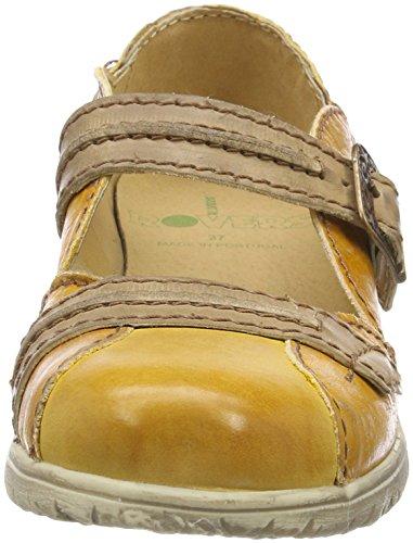 Rovers Damepantoffel Geel (yellow)