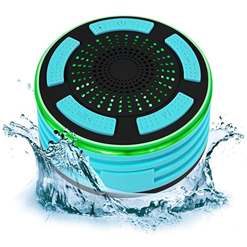 Portable Waterproof Wireless Bluetooth Speakerphone