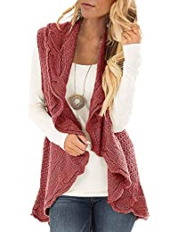Womens Plus Sweater Vests Amazoncom