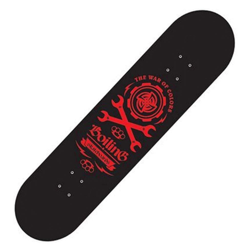 スキルバイラテラルスロープボードスケートボードストリートトラベルショートボード初心者スケートボード4輪アダルトスケートボード Wrench (色 : Wrench : 白) B07KLSBLTF Wrench Wrench, 薬のきよし:c4c01fc8 --- grupocmq.com
