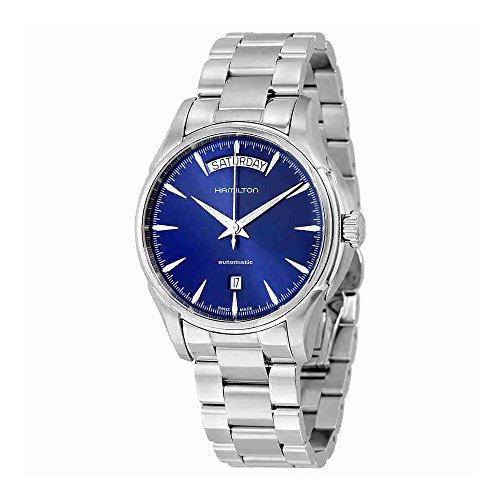 Hamilton H32505141 Jazzmaster Blue Dial Stainless Steel Men's Watch