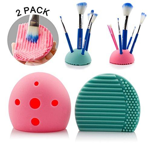 makeup brush cleaner set - 6