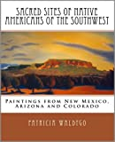 Sacred Sites of Native Americans of the Southwest, Patricia Waldygo, 1453699651