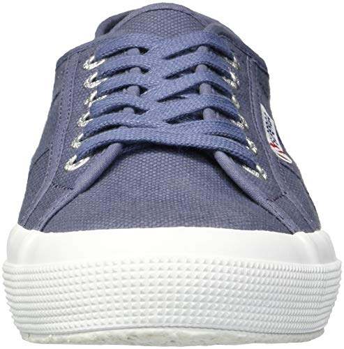 Pictures of Superga Women's 2750 COTU Sneaker Blue S000010 Blue Shadow 6