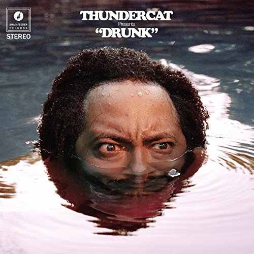 Vinilo : Thundercat - Drunk (10-Inch Vinyl, Boxed Set, 4 Disc)