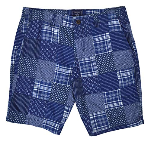 Madras Front Plain Short - Gap Mens Regular Fit 10