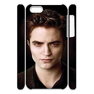LJF phone case C-EUR Diy 3D Case Edward Cullen for iphone 4/4s