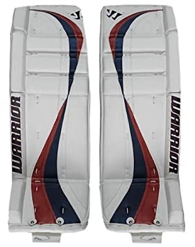 Brand New Warrior Swagger 11 Ice Hockey Goalie Pads Sr Goal Leg Pad