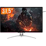 Monitor 32´´ LED AOC Gamer AGON-144HZ-5MS-FULL HD-HDMI-DVI-VGA - AG322FCX/75