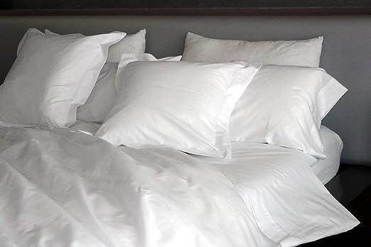 Montse Interiors Sábana Bajera Ajustable Algodón 100% Impermeable Transpirable Antiácaros Ideal (para Cama de 150x190/200): Amazon.es: Hogar