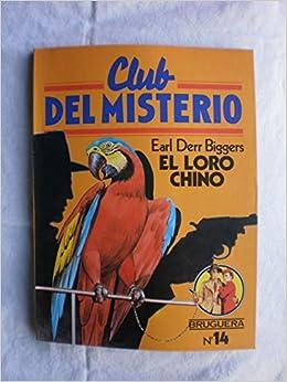 Club del misterio, El loro Chino (Bruguera número 14
