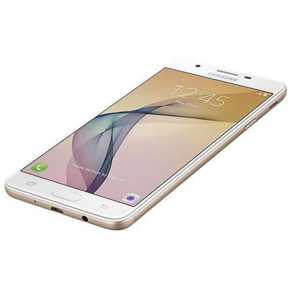 Samsung Galaxy J7 Prime (32GB) G610F/DS - 5.5'' Dual SIM Unlocked Phone with Finger Print Sensor (Gold) by Samsung (Image #4)