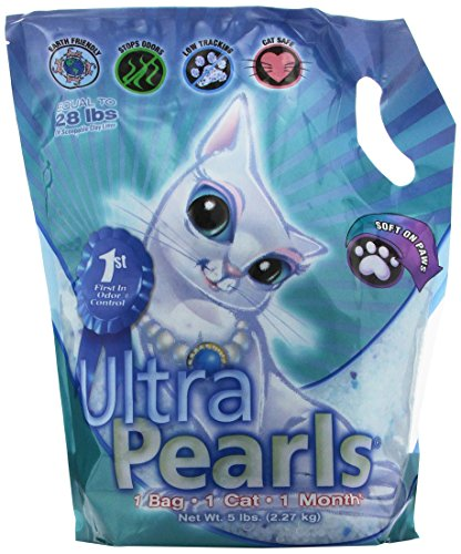 Ultra Pearls Cat Litter ,5 lbs
