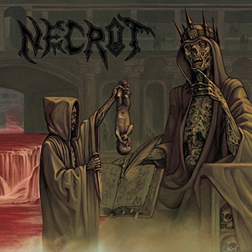 Vinilo : Necrot - Blood Offerings (LP Vinyl)