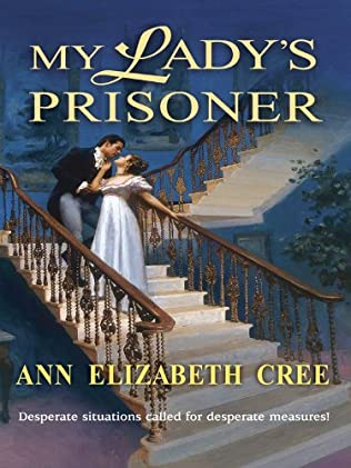 book cover of My Lady\'s Prisoner
