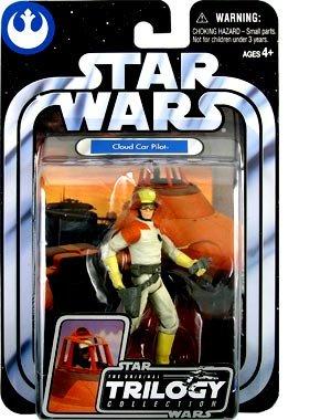 Star Wars, The Original Trilogy Collection, Cloud Car Pilot Action Figure #19, 3.75 (Clouds Collection)