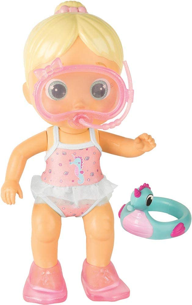 IMC Toys - Bloopies Swimming, Mimi (98220)
