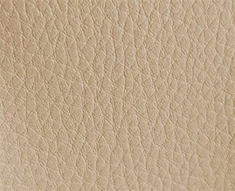 HAPPERS 1 Metro de Polipiel para tapizar, Manualidades, Cojines o forrar Objetos. Venta de Polipiel por Metros. Diseño Luna Color Crema Ancho 140cm: ...