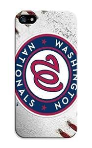 LarryToliver Coolest Customizable Baseball Washington Nationals iphone 5/5s Case Cover