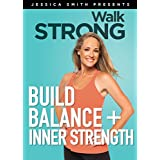 Walk Strong Build Balance and Inner Strength! Low Impact, High Results Home Cardio, Abs Exercise Video 2.0 [DVD]